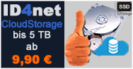 hosting cloudstorage